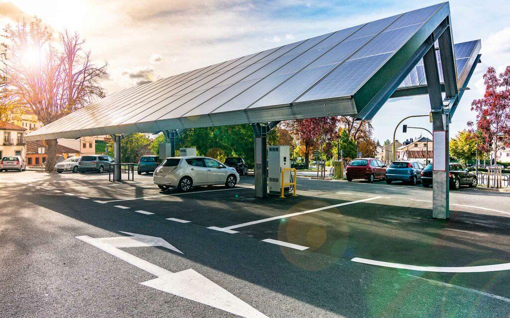 Mobilità elettrica ed energia solare