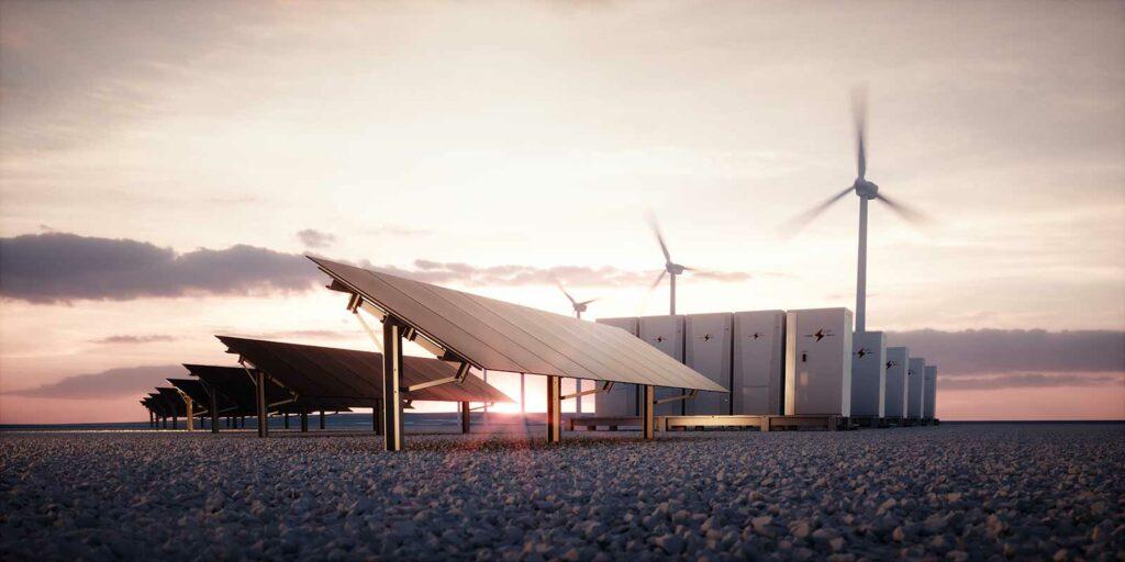 Corrente solare e tecnologie di accumulo